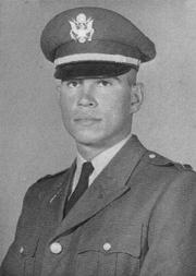 Lieutenant Norman E. Stone, 6th Platoon, 51st Company Infantry OCS, Fort Benning, Georgia.